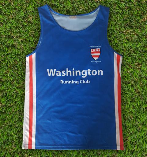 Washington Running Club Vest