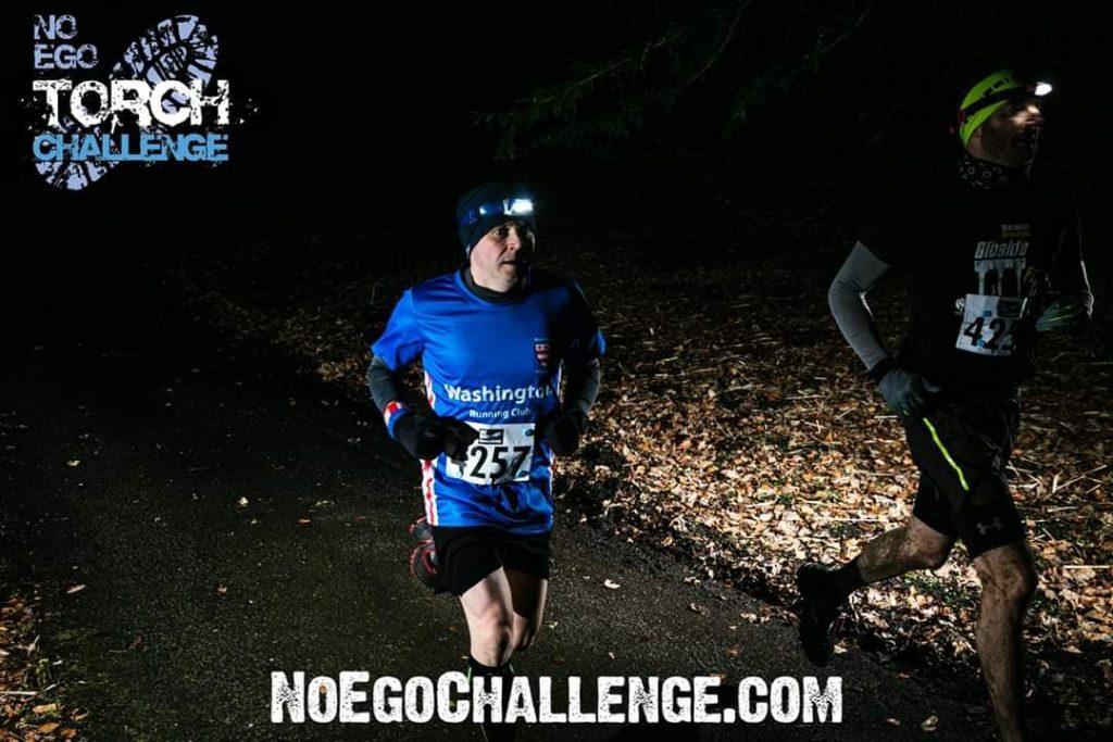 John Kelly WRC No Ego Torch Challenge 2019
