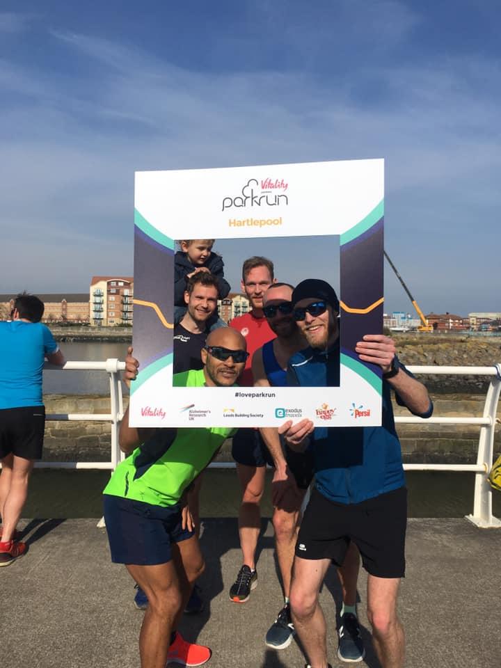 Washy Running Club Park Run Champs 2019