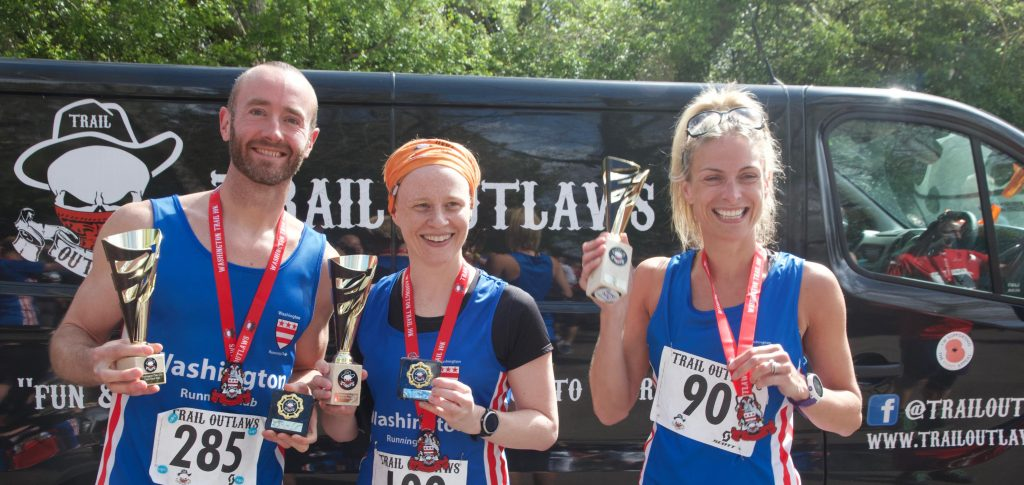 WRC @ Trail Outlaws 10k 2019