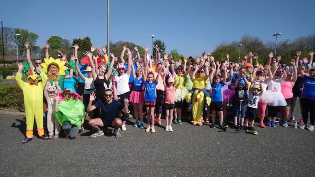 Easter Fun Runs Washington Running Club