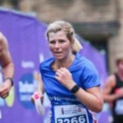 Felicity Conlon run leader