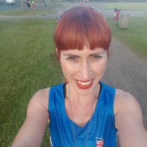 Rebecca Swindells, Washington Running Club