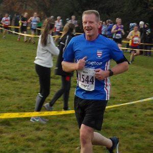 Steve Milburn, Couch to 5k graduate from Washington Running Club